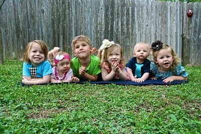 family photos (cousins, grandkids) for when they get bigger :)