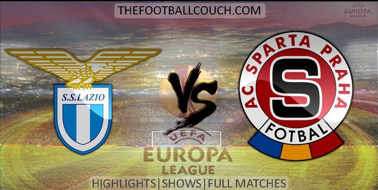 [Video] Europa League Lazio vs Sparta Prague Highlights - http://ow.ly/ZDtSx - #SSLLazio #SpartaPrague #soccer #Europa League #football #soccerhighlights #footballhighlights #europeanfootball #UEFAEuropaLeague #thefootballcouch