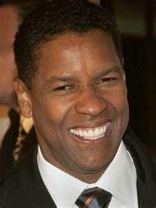 Oscar Winner Denzel Washington...