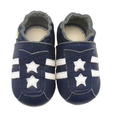 Captain America Shoes - GeekBabyClothes.com GeekBabyClothes.com