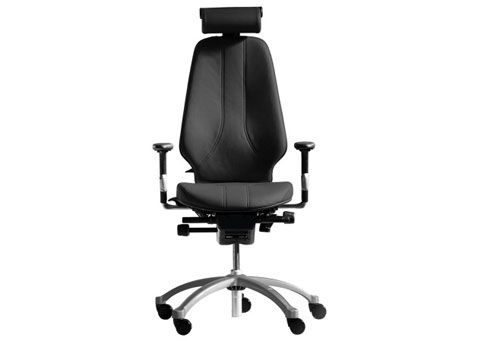 Logic 400 24-U | Voor rug- en nekklachten | Ergonomische stoelen en kussens | Kantoor en Home | Producten | Ergo Advice