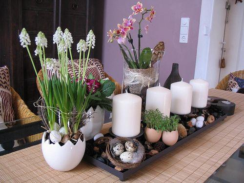 Osterdeko: Easterdecor, Blog Liebevol, Easter Ostern, Easter Spring Decor, Deko Spring, Easter Decor, Ostern Easter, Garten Blog, Happy Easter