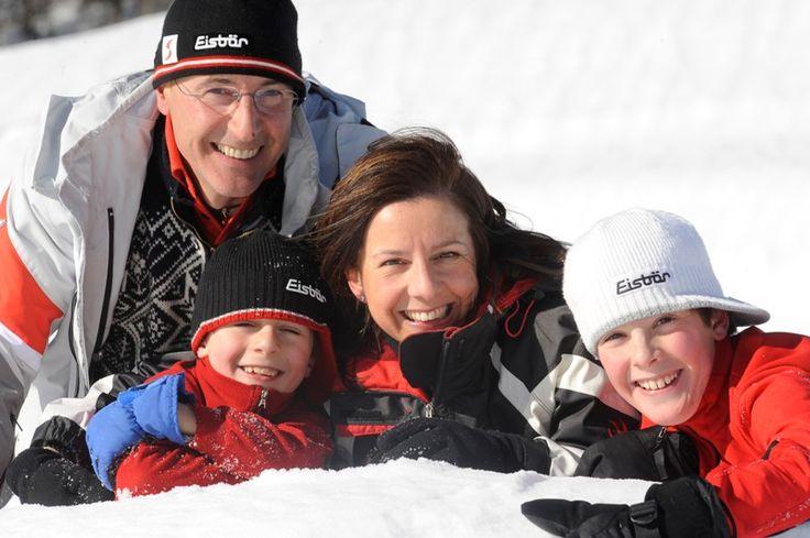 #vacanza sulla #neve del #Trentino in #famiglia