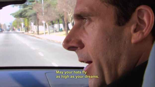 """It's important to inspire others:   25 Important Life Lessons Michael Scott From """"The Office"""" Taught Us"""