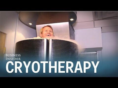 Business Insider: We tried cryotherapy — the super-cold treatment LeBron James swears by - World-class athletes including LeBron James and Cristiano Ronaldo use cryotherapy to help their muscles recover and to heighten their alertness.