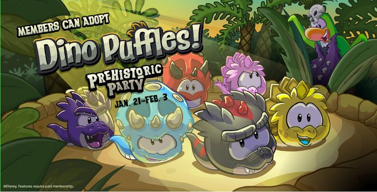 i like yellow dino puffle out of all of them tell me your favroute