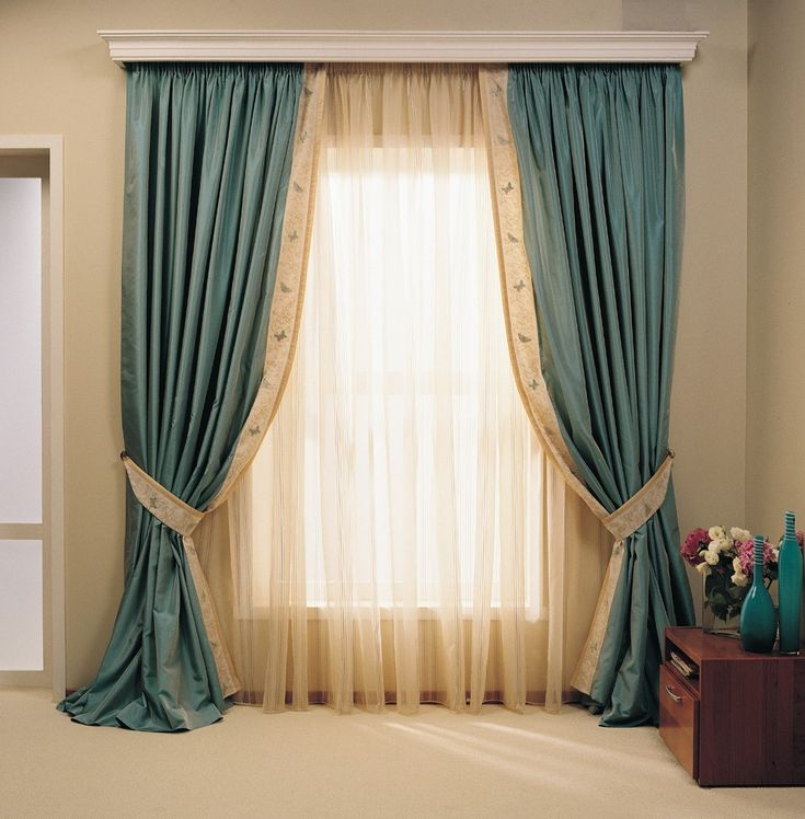 289 best Curtain Models images on Pinterest Curtain  : f9577ad361f48c81c45496ed50d5dfa1 modern curtains curtain designs from www.pinterest.com size 736 x 748 jpeg 73kB