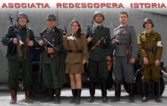 """Participarea Asociației Redescoperă Istoria la Zilele Muzeului Militar Național """"Regele Ferdinand I"""" (9 – 10 mai 2015)"""