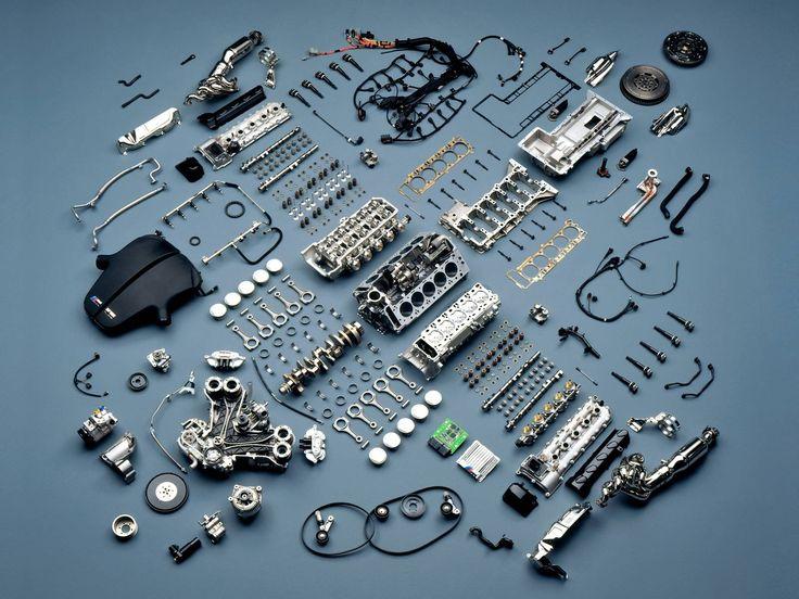 Bmw M V10 Engine E60 M5 E63 E64 M6 My Little