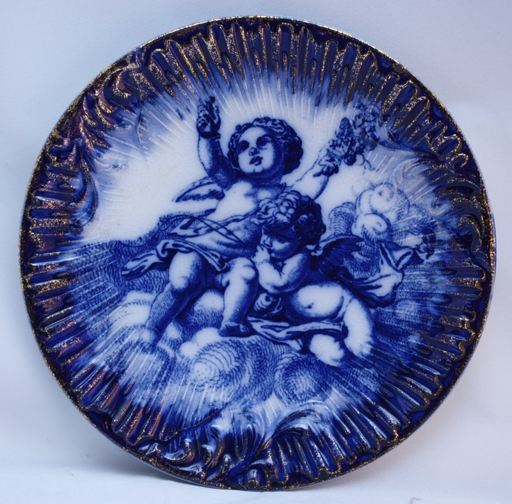 Images about flow blue china on pinterest