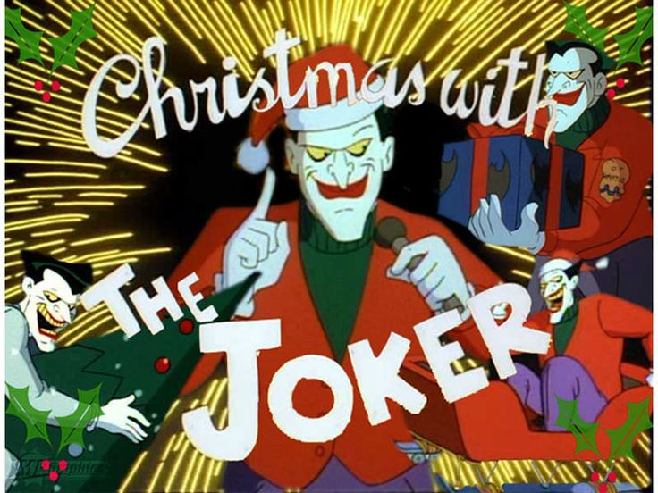 Batman images Christmas with the Joker wallpaper and background ...