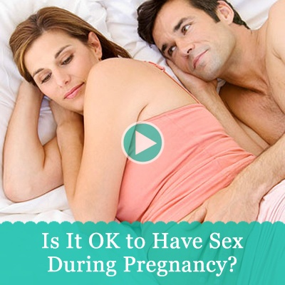 should we have sex during pregnancy