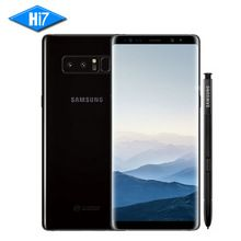 Новый Samsung Galaxy Note 8 N9500 6 ГБ ОЗУ 64 ГБ ROM двойная задняя камера 12MP 6.3 дюйма Восьмиядерный 3300 мАч Android 7 смарт-мобильный телефон