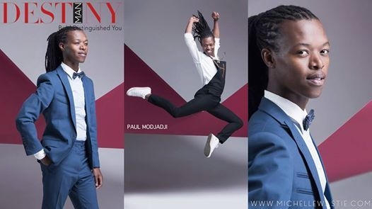 Destiny Man Power 40  Featured Today: Paul Modjadji  Social Entrepreneur Paul Modjadji is the founder and owner of media company Imvula Pula Entertainment. The company provides talent and project management services, as well as manages and coordinates Publicity and promotions functions. As part of Paul's social responsibility he has initiated the Dare To Dream campaign.   >> http://buff.ly/1uuJs4t