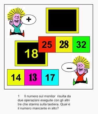 Gioco Matematico  di  Albus #albus #giochimatematici #giochi #enigmistica  #einstein