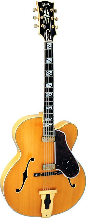 1965 Gibson Johnny Smith Double (JSD) - Vintage Acoustic Jazz Guitar with Mini-humbuckers