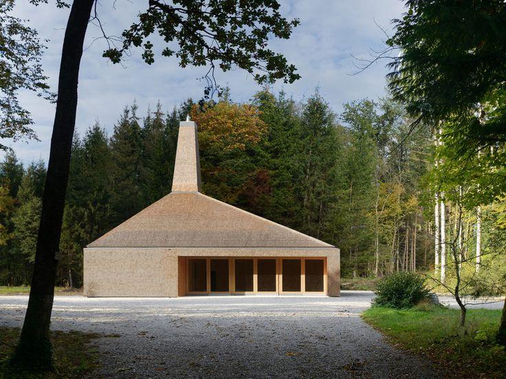 best architects architektur award // Ludescher + Lutz / / Jagd- und Forsthaus / Sonstige Bauten