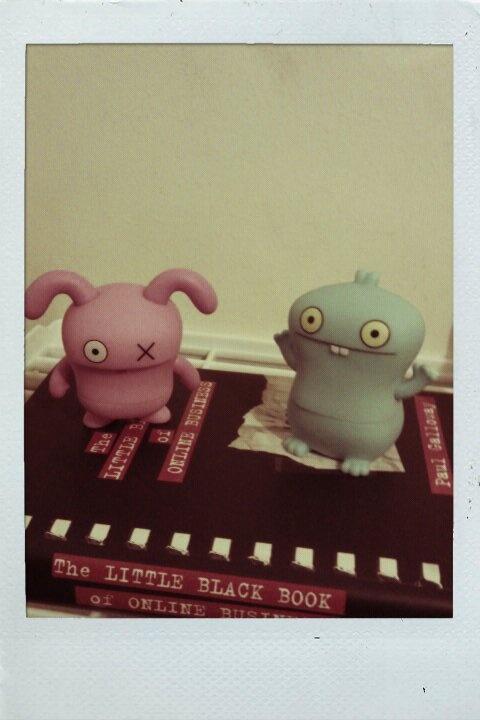 Uglydolls: Ox & Babo (action figures)