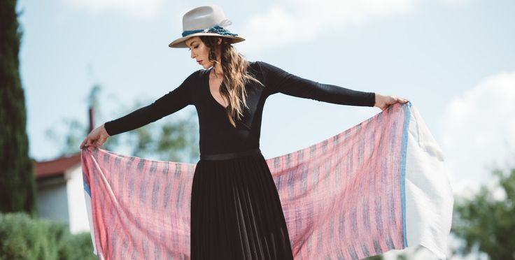 We made it on this awesome scarf list!   15 Handmade & Fair Trade Scarves To Add To Your Wishlist