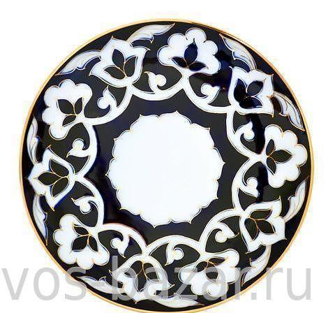 Пахта узбекская тарелка