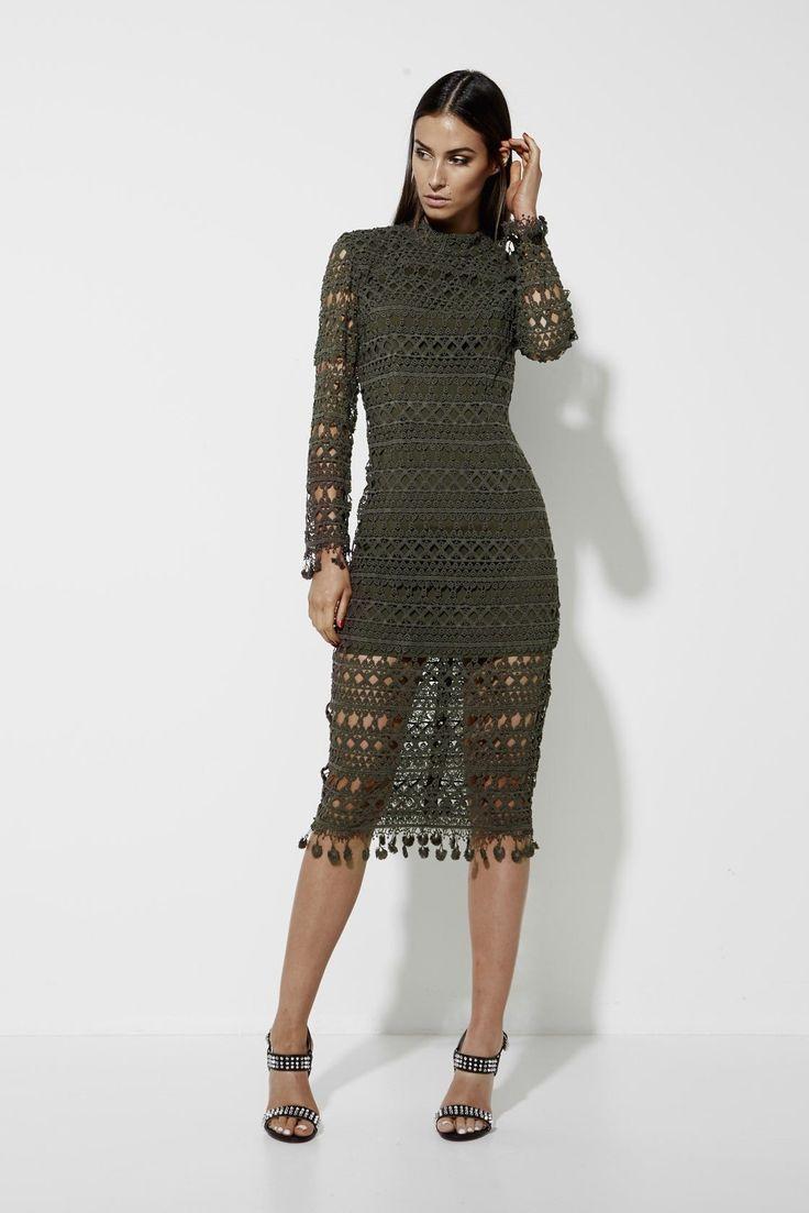Mossman - Clothing: See No Boundaries Dress