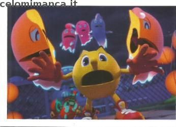 Pac-Man and the Ghostly Adventures: Fronte Figurina n. 195 -