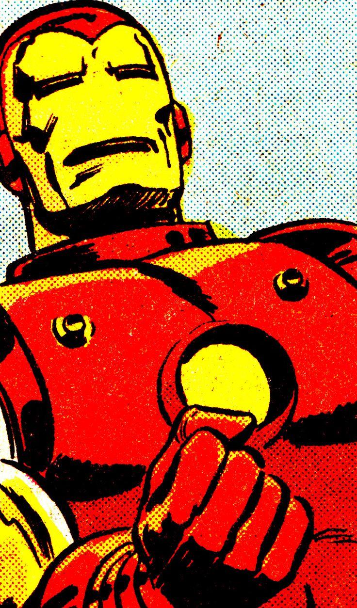 Iron Man by George Tuska & Mike Esposito