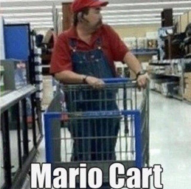 GO MARIO GO!