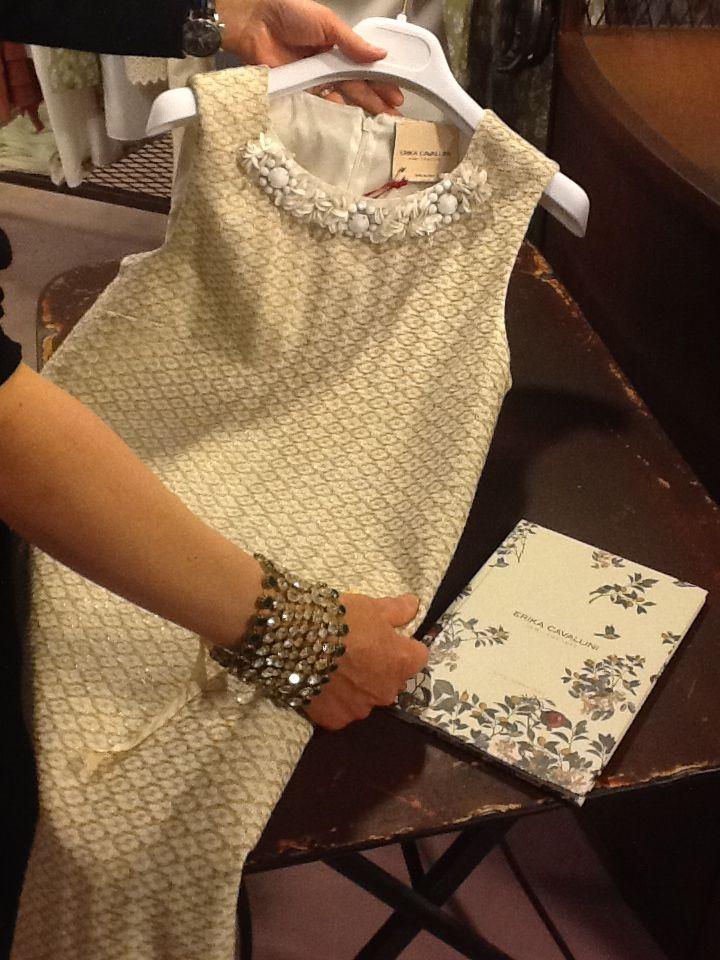 Abito Ethimo couture,Erika Cavallini-Semicouture Springsummer2014 Lilly abbigliamento