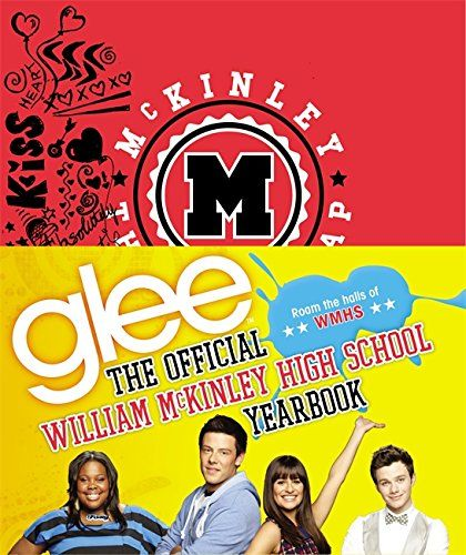 Glee: The Official William McKinley High School Yearbook by Debra Mostow Zakarin http://www.amazon.com/dp/0316123587/ref=cm_sw_r_pi_dp_epw8wb0M1JPT0