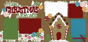 Making Christmas Memories Page Kit