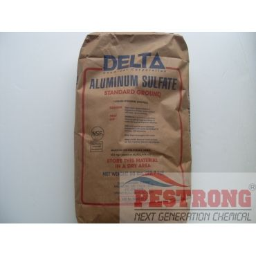 Aluminium Sulfate Granules Commercial size for Tree Shrub - 50lbs