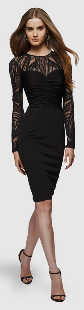 David Meister Cocktail Dress - (buyerselect)