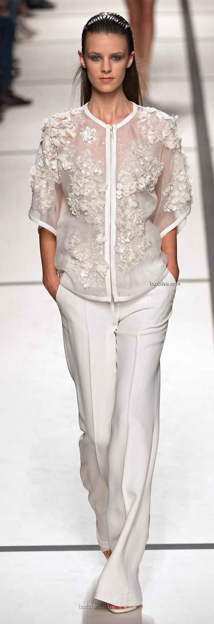 Elie Saab Spring 2014 Ready to Wear Paris Fashion Week