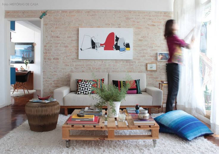 O tijolinho é um revestimento incrível. Na sala, na cozinha, na varanda... Ele sempre faz bonito. Confira 5 ideias para ter paredes de tijolinho lindas.