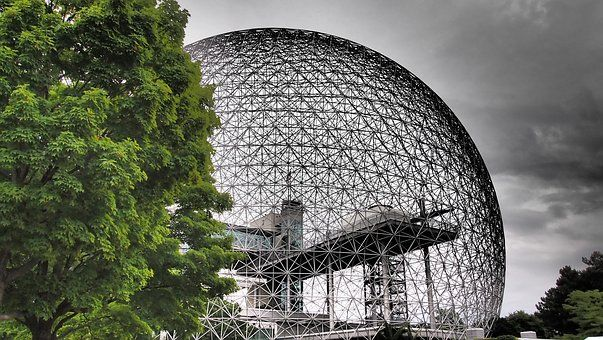 Biosphère, Canada, Montréal
