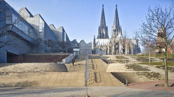 Museum Ludwig & Kölner Dom / Köln
