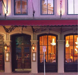 Welcome | Chef John Besh's Restaurant August - New Orleans, Louisiana