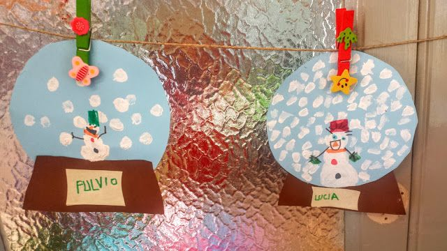 Boule de neige | Fondazione Manziana
