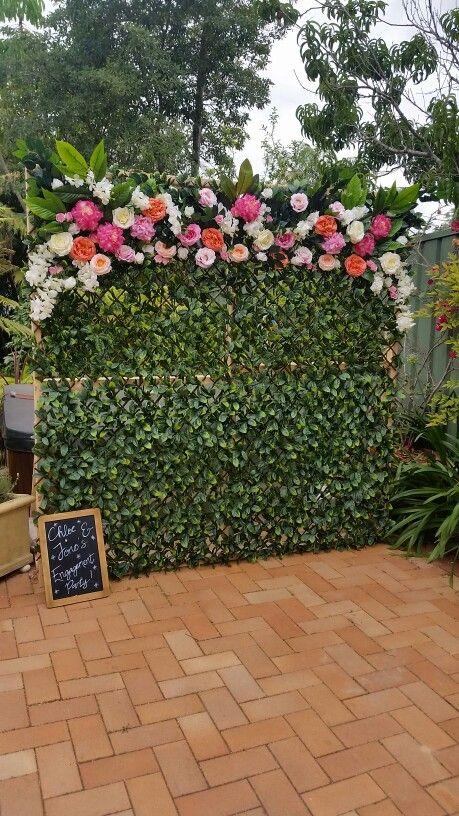 Scribbly Gum Lane - Sydney Flowerwall @scribblygumlane