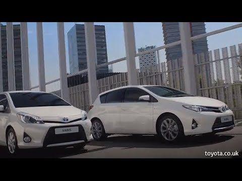 Toyota Hybrid - A Better Way