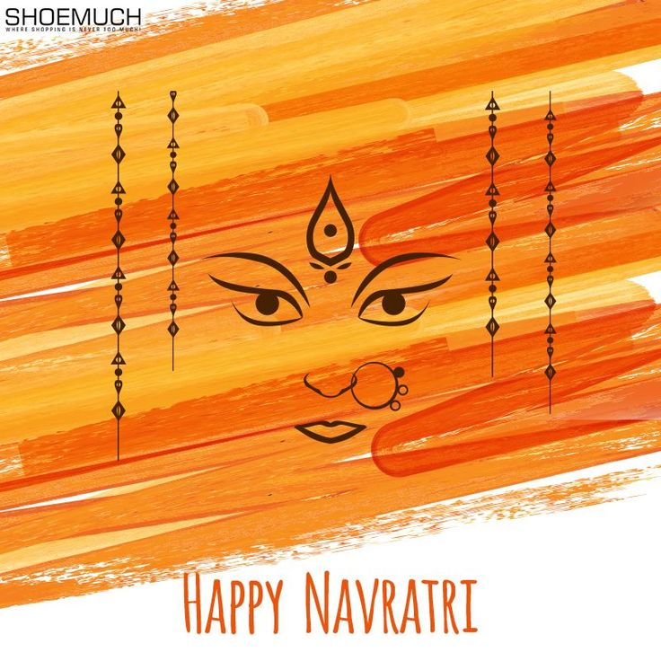 May this Navratri brings joy in your life with Good Health and Wealth  Wishing you all Happy Navratras!  #Navratras #Greetings #ShoeMuch