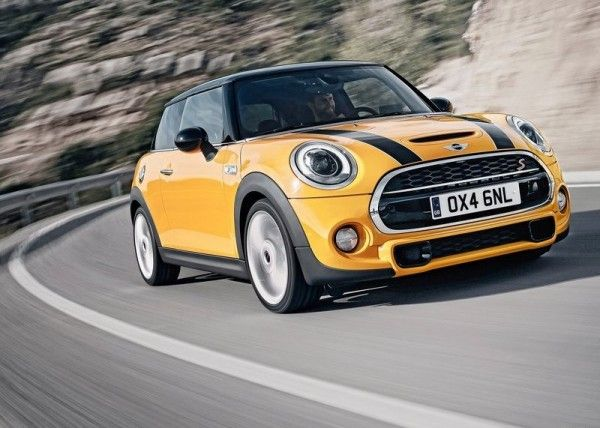 2015 Mini Cooper S Pictures 600x428 2015 Mini Cooper S Full Review with Images