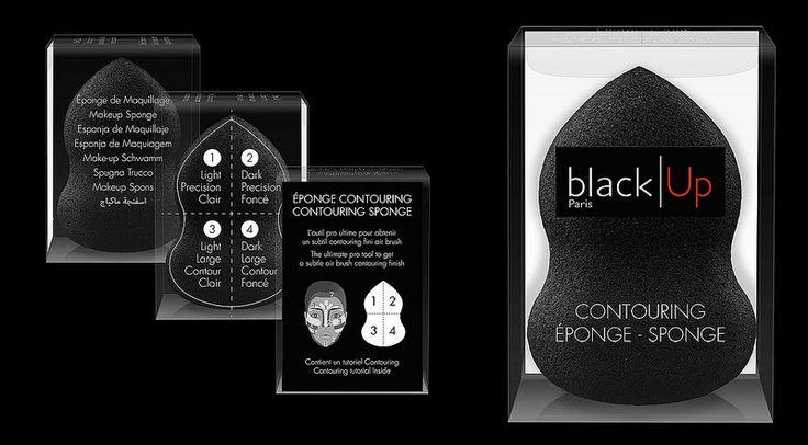 BlackUp contouring