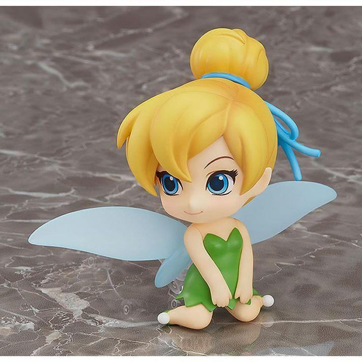 Peter Pan Nendoroid : Tinker Bell #peterpan #tinkerbell #nendoroid #hypetokyo
