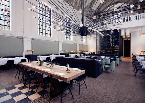 Restaurant 'The Jane' Antwerp | Piet Boon®