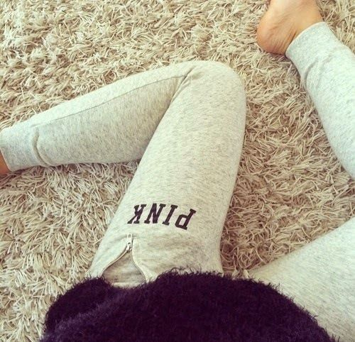 Love these so much! Their sweatpants but also tight so awesome for warm lazy cosy days