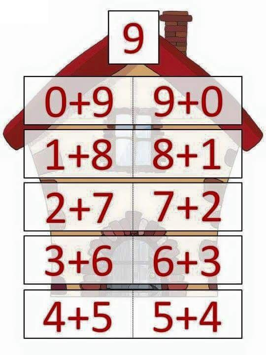 addition brother numbers (9)