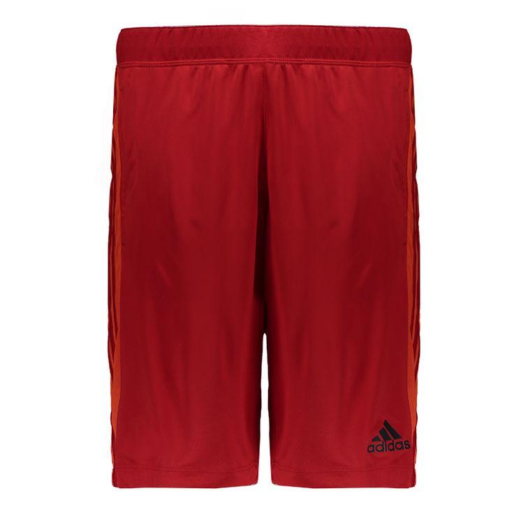 Calção Adidas D2M 3S Vermelho Somente na FutFanatics você compra agora Calção Adidas D2M 3S Vermelho por apenas R$ 119.90. Calções. Por apenas 119.90