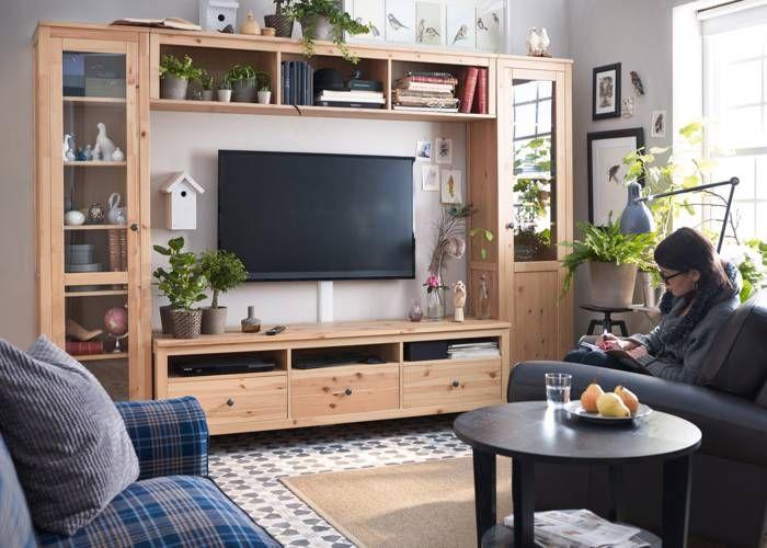 Die 25 besten ideen zu hemnes auf pinterest ikea hack aufbewahrung ikea billy kniffe und - Wohnzimmer hemnes ...